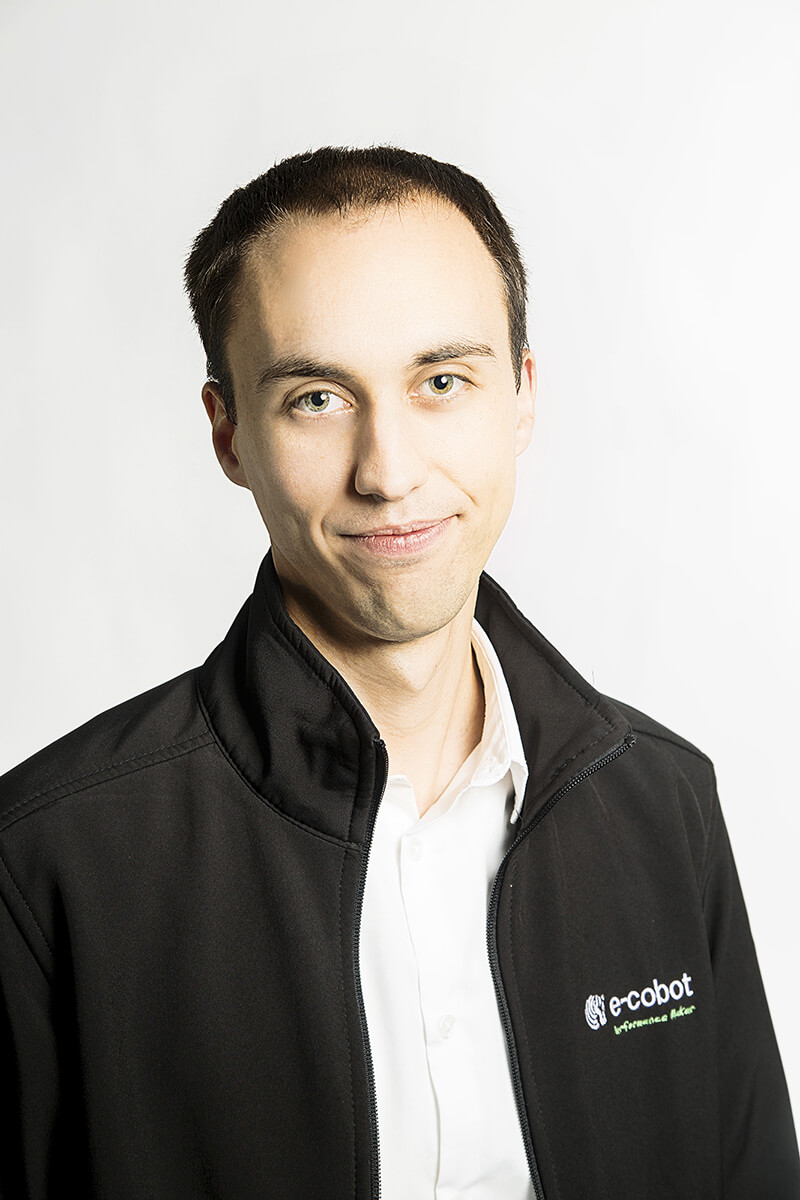 Alexandre AMBIEHL - Innovation Manager chez E-COBOT