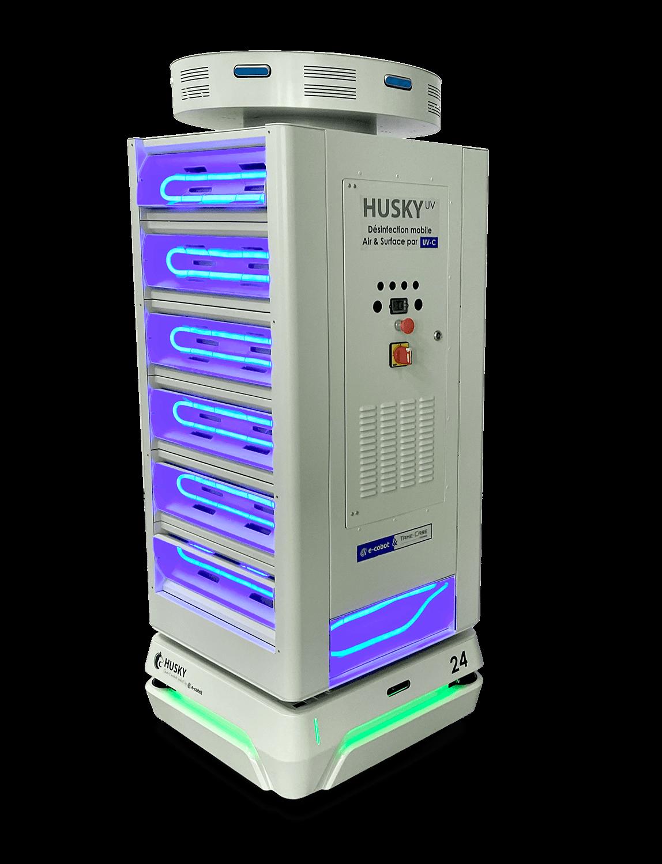 robot-decontamination-UV-C_E-COBOT-TAMECARE-TRONICO