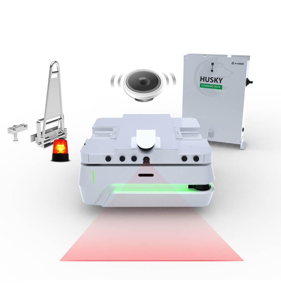 options-robot-mobile-amr-husky