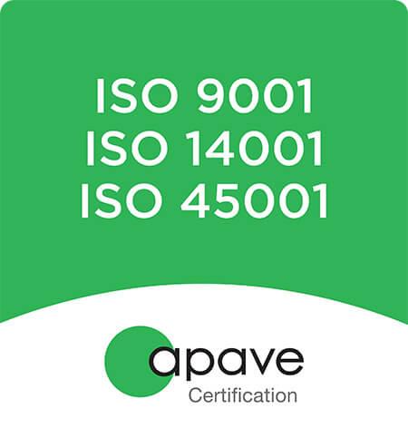 E-COBOT-ApaveCert-Q-ISO9001-ISO14001-ISO45001